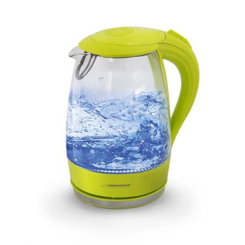 Esperanza EKK011G Electric Kettle glass SALTO ANGEL 1,7 L