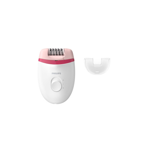 Philips Satinelle Essential BRE235/00 epilator Pink,White