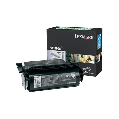 Lexmark Toner 12A1544 17600 pages Black