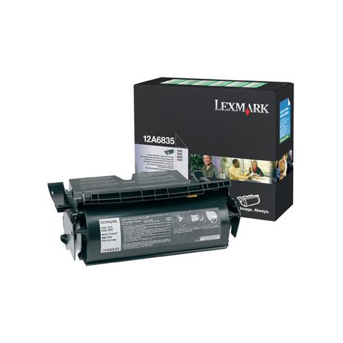 Lexmark T52X High Yield Return Program Print Cartridge (20K) 20000 pages Black