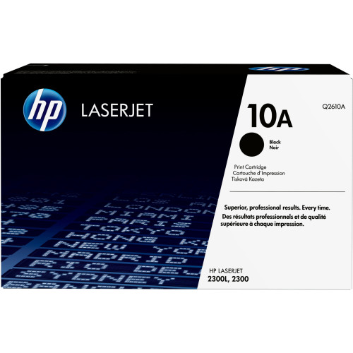 HP 10A Laser cartridge 6000 pages Black