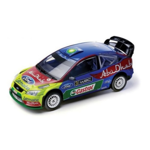 1:16 R/C Vehicle- 2009 Ford Focus WRC08