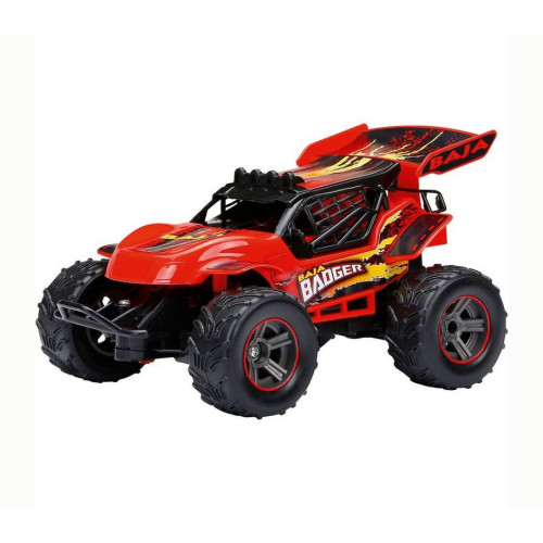 Baja Badger Red R/C, 1:24 Scale