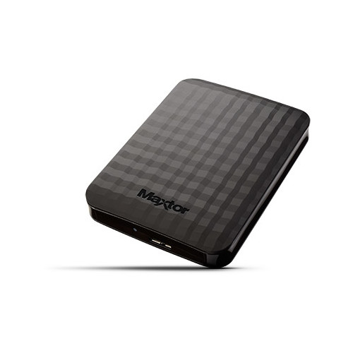 Seagate Maxtor M3 1000GB Black external hard drive
