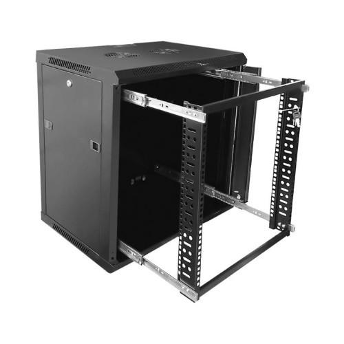 Qoltec Rack cabinets 600*450, 10U