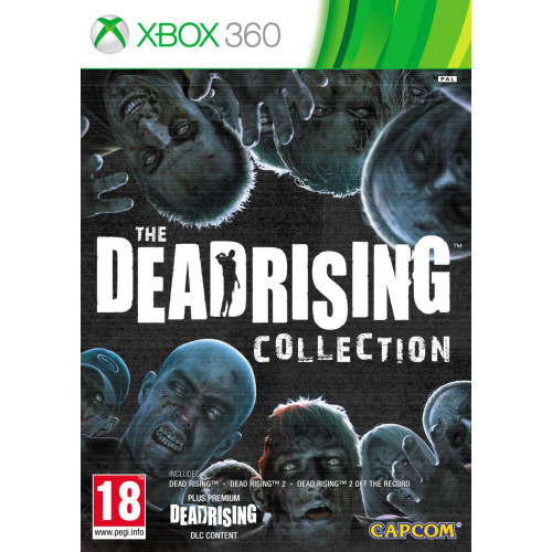 Xbox 360 Dead Rising Collection: 1, 2, 2 Off The Record