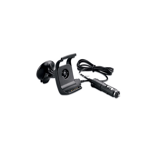 Automotive Suction Cup Mount with Speaker for garmin Montana  600/650 (010-11654-00 )
