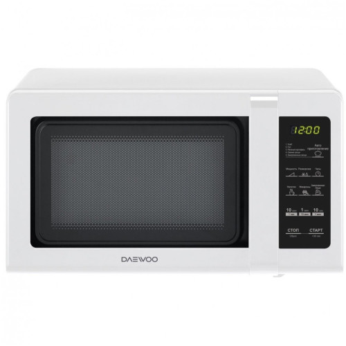 Daewoo KOR-662BW microwave Countertop Solo microwave 20 L 7000 W White