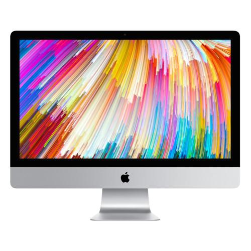 """Apple iMac 68.6 cm (27"""") 5120 x 2880 pixels 3.8 GHz 7th gen Intel® Core™ i5 Silver All-in-One PC"""
