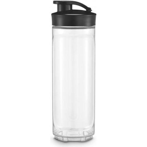 WMF KULT X Mix & Go 600ml Black,Transparent drinking bottle