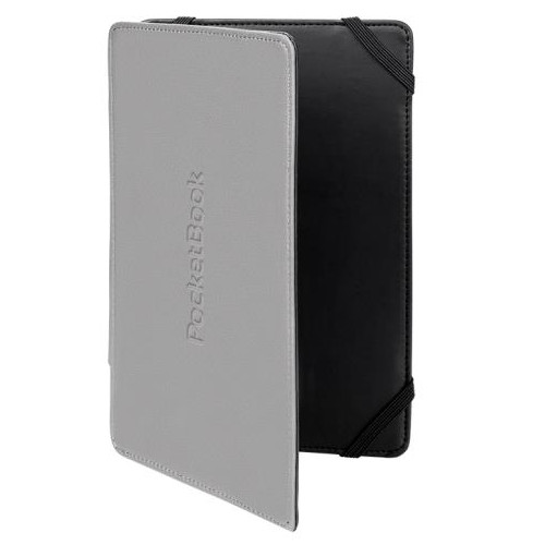Tablet Case | POCKETBOOK | Black / Grey | HJPUC-623-BCG