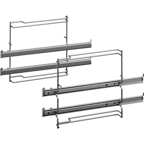 Neff Z11TE25X0 oven part/accessory Oven rail Stainless steel