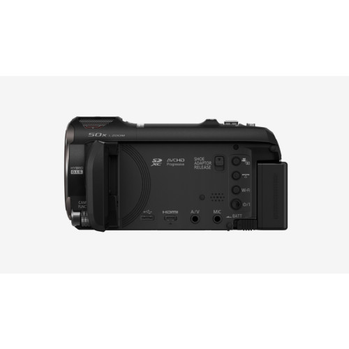 Panasonic HC-V770EP-K hand-held camcorder 12.76 MP MOS BSI Handheld camcorder Black Full HD