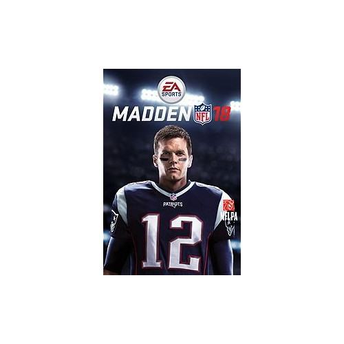 Microsoft Madden NFL 18 Basic Xbox One video game  c06543be4a8