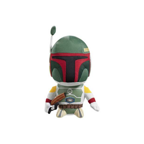 Star Wars - Boba Fett Talking Plush, 23cm