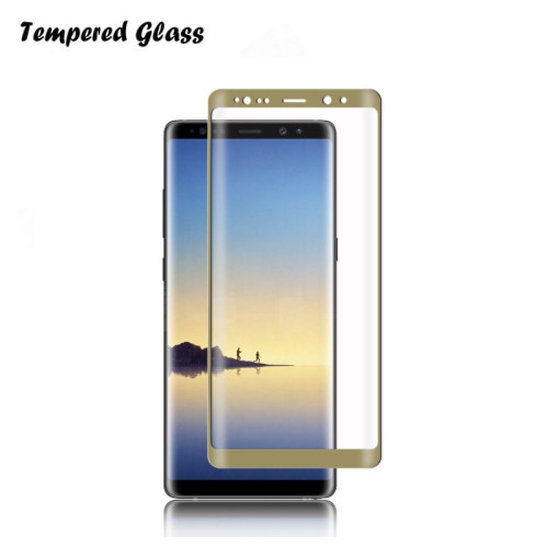 Tempered Glass Extreeme Shock Aizsargplēve-stikls Samsung N950F Galaxy Note 8 Full Face Zeltains (EU Blister)