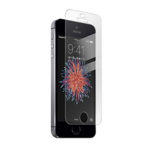 9cabd8e373c Blue Star Tempered Glass Premium 9H Screen Protect... | BS-T-SP-APP-IPH5FB  | Screen protect