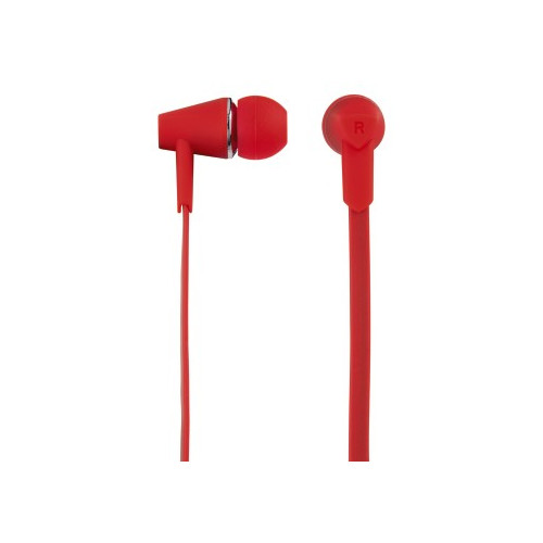 Hama Joy In-ear Binaural Wired Red mobile headset