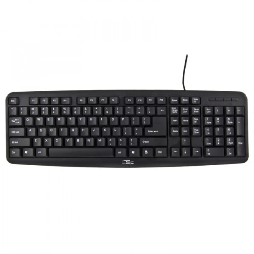 Esperanza TK102 PS/2 Black keyboard