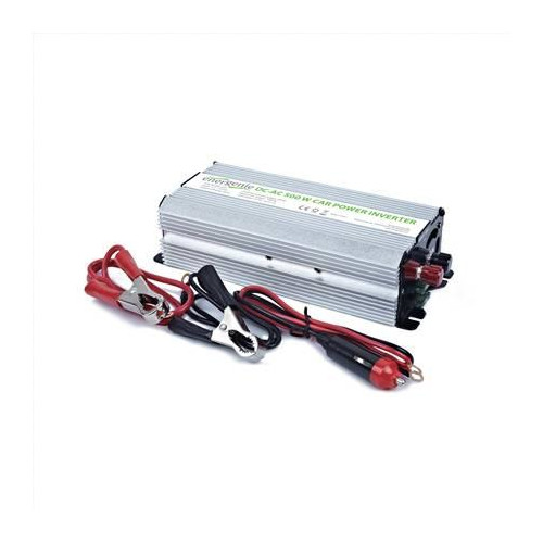 EnerGenie EG-PWC-033 12 V Car power inverter, 500 W EnerGenie