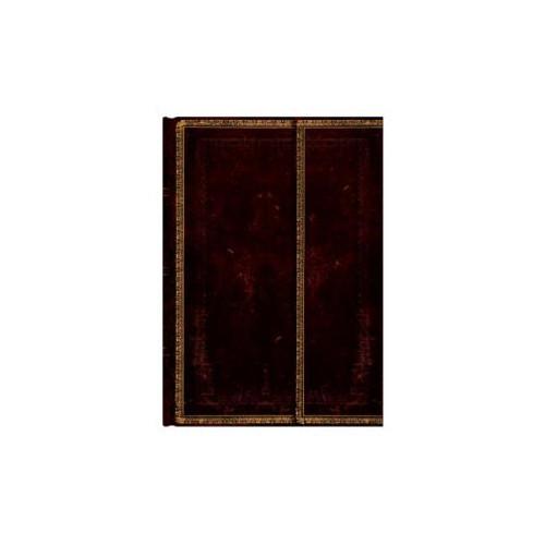Piezīmju grāmata Black Moroccan,  130x180mm