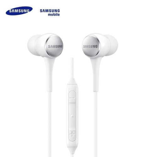 Samsung EO-IG935 Designed for Galaxy S9 / S9+ Stereo 3 5mm Headset with  Mic/Remote 1 2m Cable White