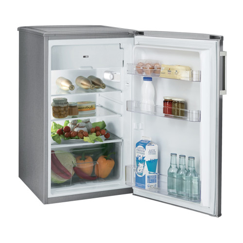 Candy CCTOS 502XH freestanding 97L A+ Stainless steel combi-fridge