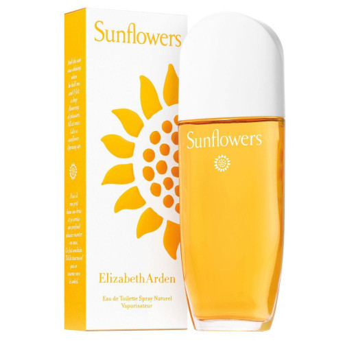 Elizabeth Arden Sunflowers (EDT,Woman,100ml)