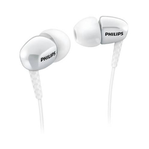 Philips In-Ear Headphones SHE3900WT White
