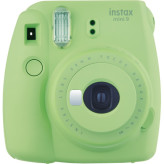 Fujifilm Instax Mini 9 62 x 46mm Green,Lime instant print camera