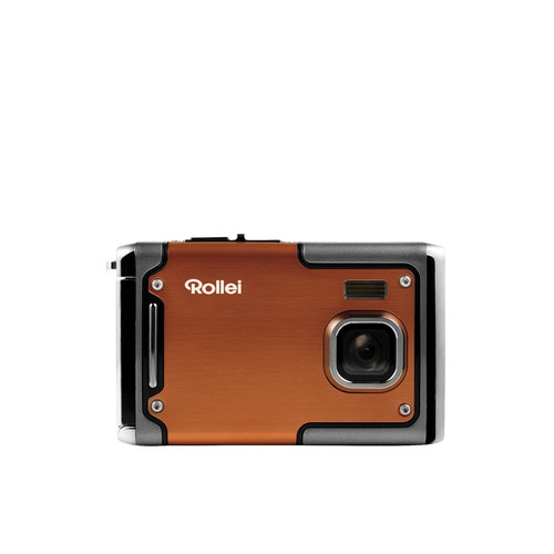 "Rollei Sportsline 85 Compact camera 8 MP 1/2.8"" CMOS 4000 x 3000 pixels Orange"