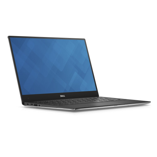 "DELL XPS 13 9360 Black, Silver Notebook 33.8 cm (13.3"") 1920 x 1080 pixels 2.70 GHz 7th gen Intel® Core™ i7 i7-7500U"