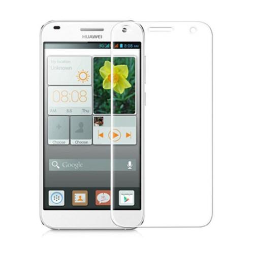 ExLine Huawei Y6 (2017) ekrāna aizsargplēve Glancēta