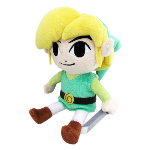 Legend of Zelda: The Wind Waker - Link Plush, 12""