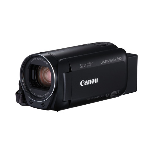 Canon LEGRIA HF R86 3.28 MP CMOS Handheld camcorder Black Full HD