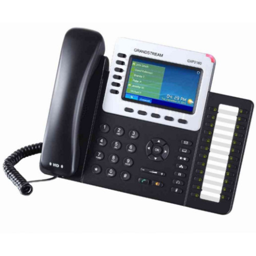 Grandstream Networks GXP2160 IP phone Wired handset LCD 6 lines