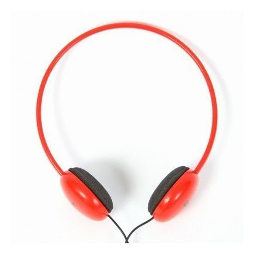 FreeStyle FH0010 Headphones  Red