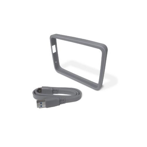 Western Digital Grip Pack Cover Grey