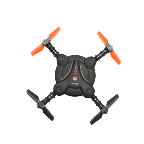 Denver DCH-200 4rotors 0.3MP 640 x 480pixels 300mAh Black camera drone