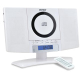 Denver MC-5220 Digital White CD radio