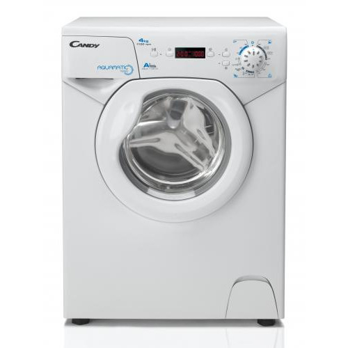 Candy Aqua 1142 D1 Washing Machine Freestanding Fr Balta