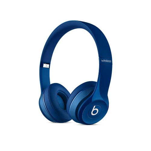 Beats by Dr. Dre Dr. Dre Solo2 Head-band Binaural Wired/Wireless Blue mobile headset
