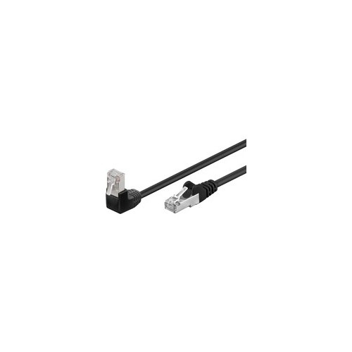 Microconnect STP502BA 2m Cat5e F/UTP (FTP) Black networking cable