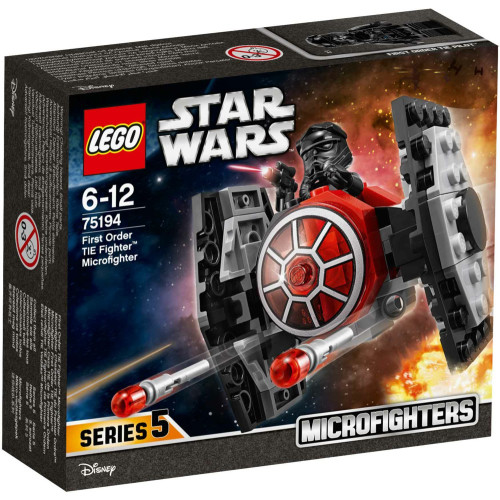 Lego Star Wars 75194 First Order TIE Fighter™ Microfighter