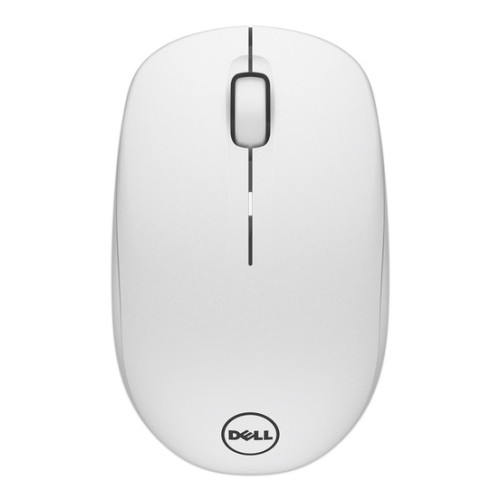 DELL WM126 mice RF Wireless Optical Ambidextrous White