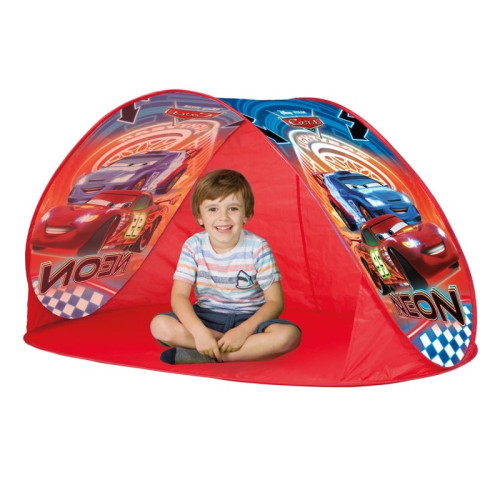 Cars Pop Up Play Tent
