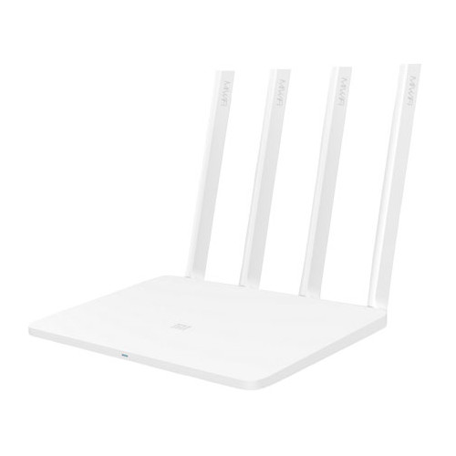 Xiaomi Mi WiFi Router 3 wireless router Dual-band (2.4 GHz / 5 GHz) Fast Ethernet White