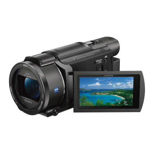 Sony FDR-AX53 8.29 MP CMOS Handheld camcorder Black 4K Ultra HD
