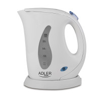 Adler AD 02 electric kettle 0.6 L White 760 W