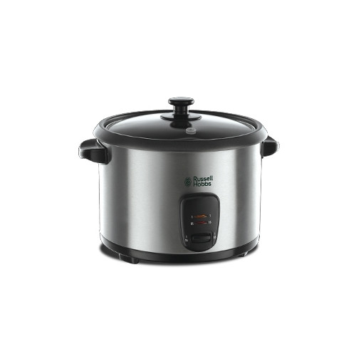 Russell Hobbs 19750-56 rice cooker Stainless steel 1.8 L 700 W